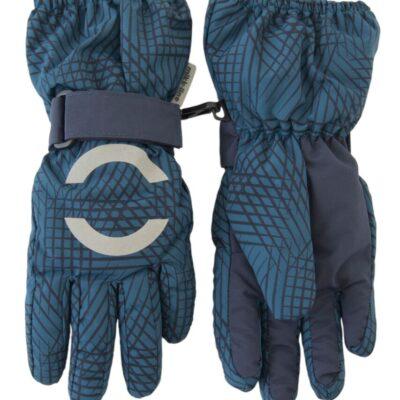 Mikk-line nailon sõrmkindad, sinine