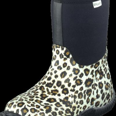 Leopard Black kummiksaabas