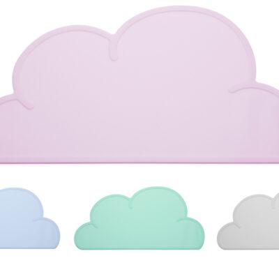 Lauamatt pilv, heleroosa