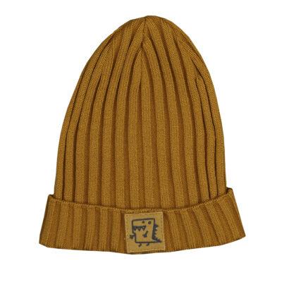 KUKUKID villane müts, Mustard