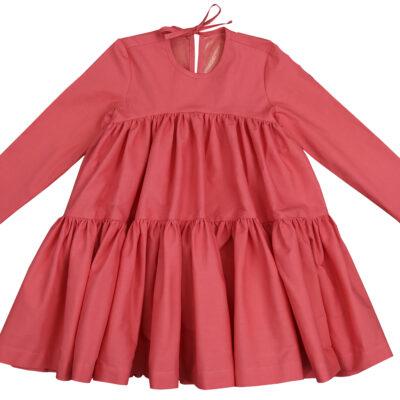KUKUKID puhv kleit, Pink