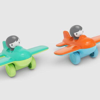 Kid O Myland mini Jet lennuk