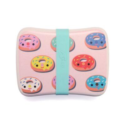 Petit Monkey Bambusest einekarp, roosa Donuts