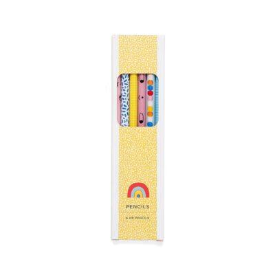 Petit Monkey puidust harilikud pliiatsid