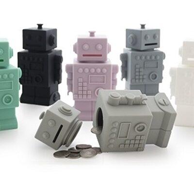 Rahakassa robot, hall