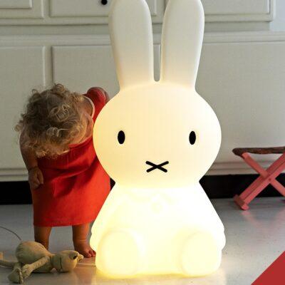 Mr.Maria Miffy XL lamp