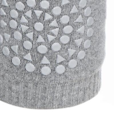 GOBABYGO stopperitega põlvekaitsmed - Grey Melange