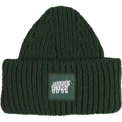 KUKUKID villane müts, roheline