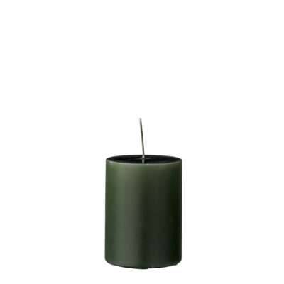 Anja parafiin küünal, roheline