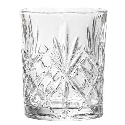 Sif klaasist joogiklaas, läbipaistev