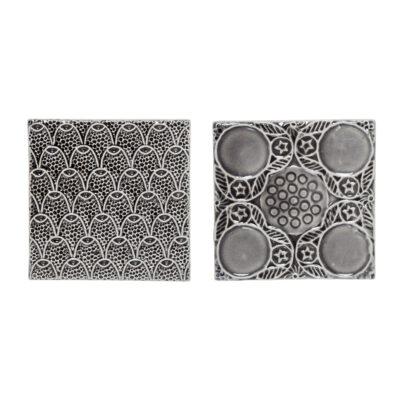 Dekoratiivsed keraamilised plaadid, hall