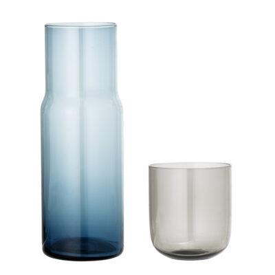 Karahvin & klaas, sinine