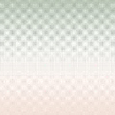 LAVMI seinamaaling Fog, roosa-roheline XS