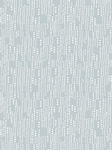 LAVMI fliistapeet Drops, grey